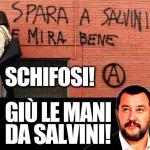 Grimoldi: Sono preoccupato per l'escalation di minacce e di attentati nei confronti della Lega, delle sue sezioni e di Matteo Salvini