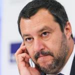 Salvini: Al lavoro al Ministero da stamane per evitare lo sbarco di oltre 500 immigrati a bordo delle navi di due Ong, una francese e una spagnola