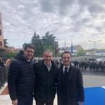 Grimoldi: Inaugurazione della nuova Questura e della nuova sede della Polizia stradale di Monza e Brianza con Matteo Salvini e Nicola Molteni. Un'altra promessa mantenuta.