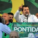 PONTIDA 2016, Salvini rilancia l'autonomia leghista  «Mai servi, neanche di Berlusconi»