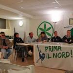 Lega Nord Lecco. Grimoldi e Nogara: via alla campagna elettorale per il referendum sull'autonomia, sarà una grande battaglia di tutti i lombardi