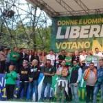 PONTIDA 2016, Salvini: mai servi di nessuno «Cambieremo la Costituzione»