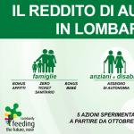 Reddito di autonomia, il modello lombardo presentato a Bruxelles