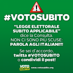 ITALICUM: SALVINI, RENZI HA PERSO 3 ANNI, ORA BASTA PANTANO. A FAVORE DEL VOTO MAGGIORANZA ITALIANI, CONTRO 90% PARLAMENTARI