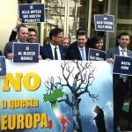 """Unione europea, Cecchetti: """"Bruxelles cappio al collo, va creata una nuova Europa dei popoli"""""""